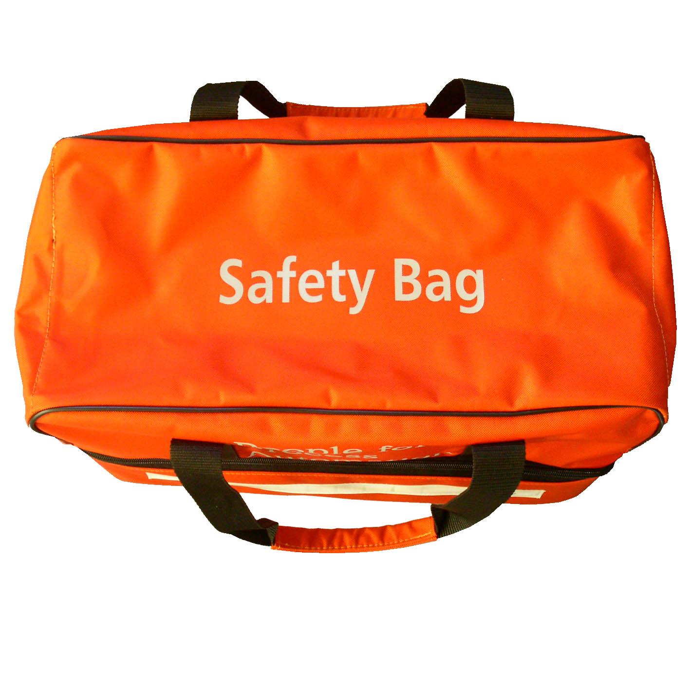 Safety Bag ohne Inhalt / empty Endress + Hauser