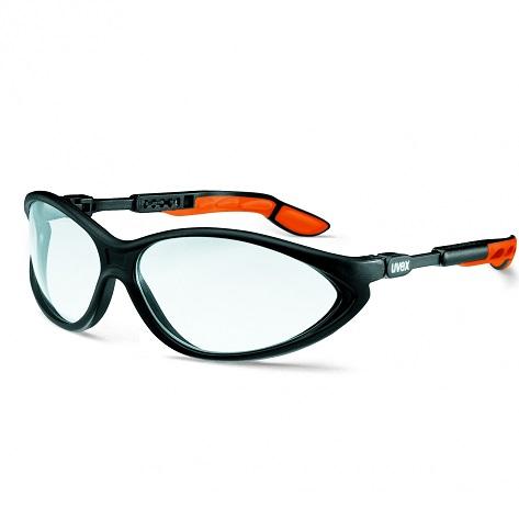 Schutzbrille UVEX cybric, PC farblos optidur NCH,