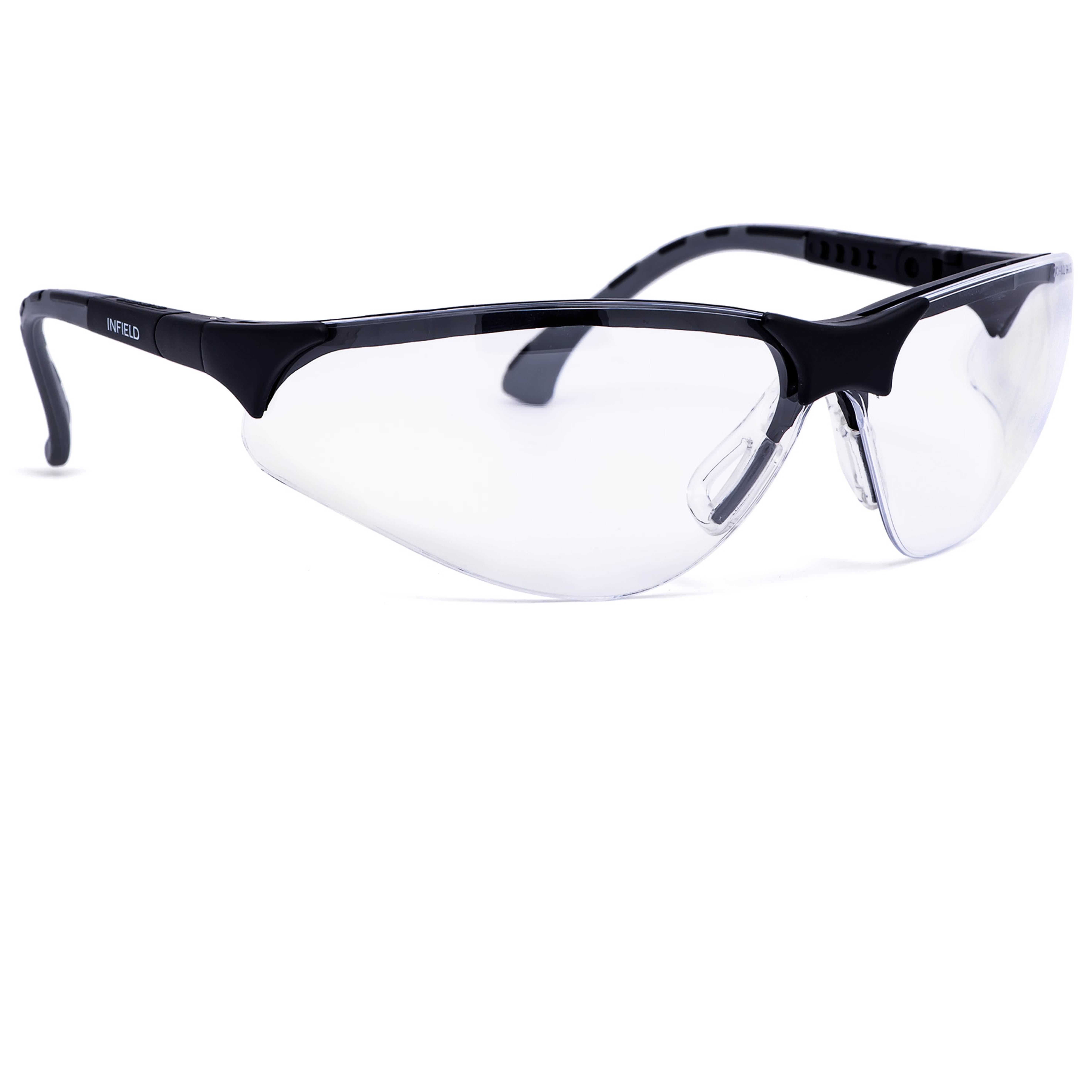 """Schutzbrille """"T7"""" klar, Polycarbonat-Scheibe"""