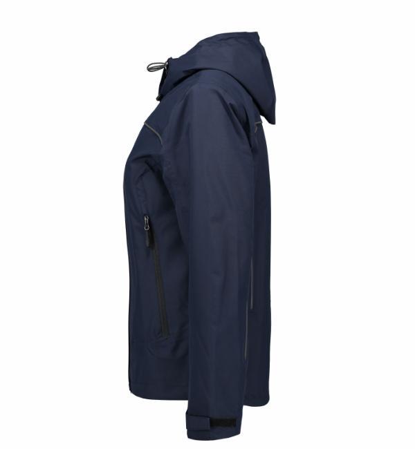 Zip'n'Mix Damen-Wetterjacke, navy