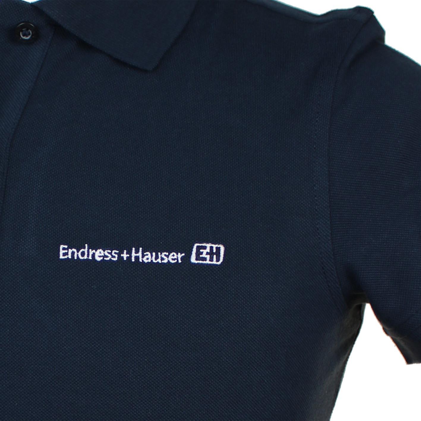 Polo-Piqué-Hemd, Damen, tinte EH Calibration Services